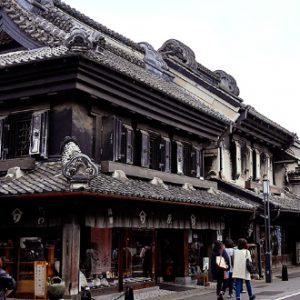 小江戸川越一番街