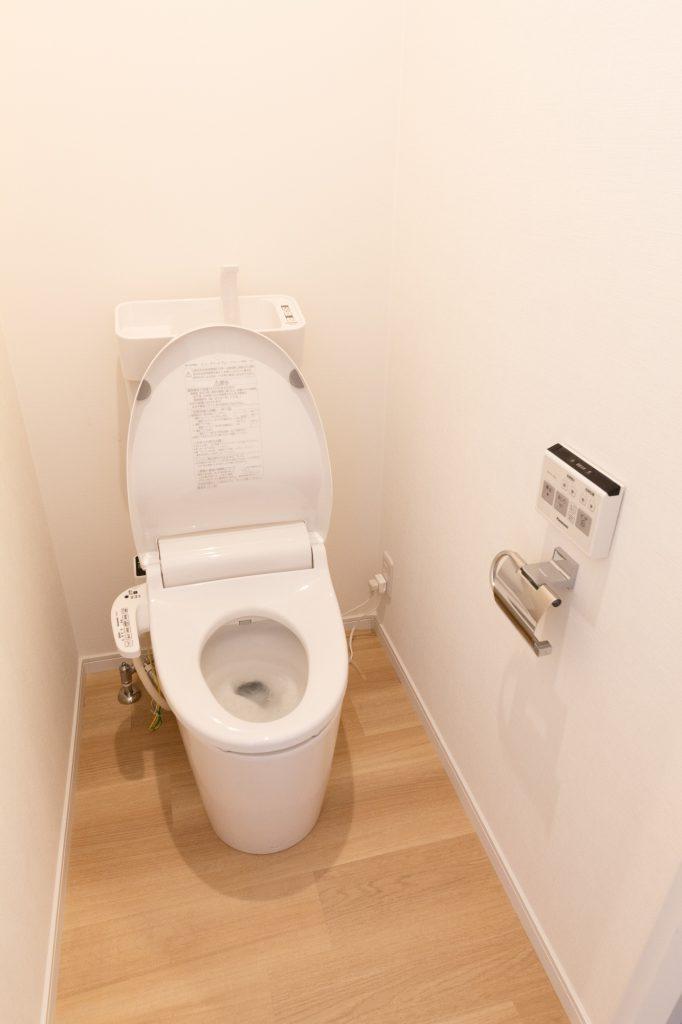 赤塚フレンズシェアハウス 2号室 専用トイレ
