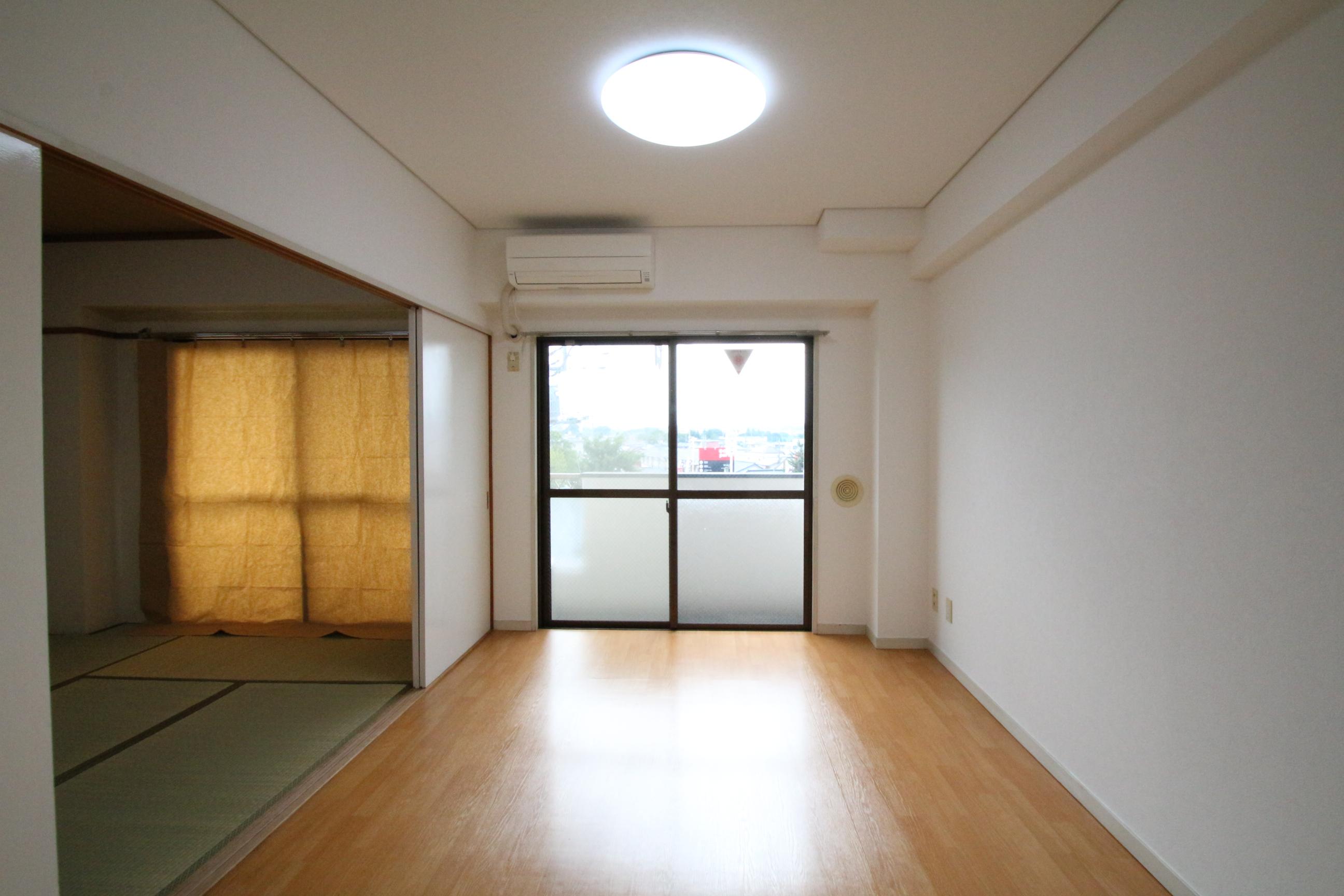 ジョンソン 2号室