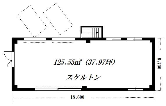 サンパレス武蔵村山 1F店舗