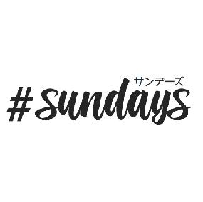 #sundays